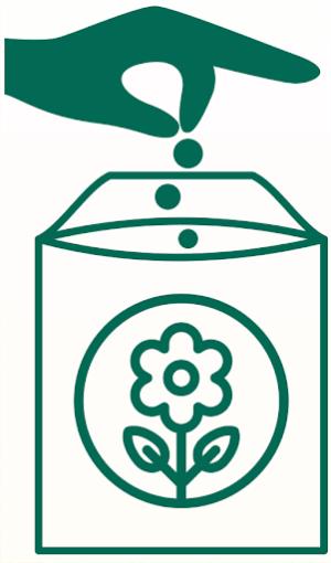 Пакет для фасовки семян